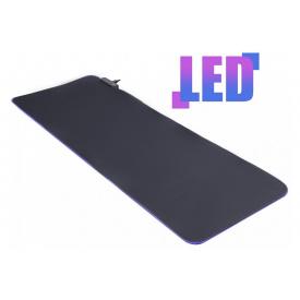 Геймерская поверхность Barsky Surface LED 800x300 BSL-01