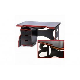 Геймерский стол с тумбой Barsky Game HG-05/CUP-05/PC-01