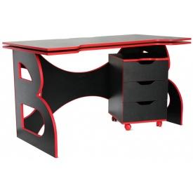 Стол с мобильной тумбой Barsky Game HG-05/CUP-05