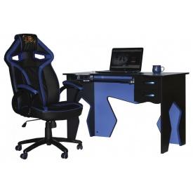 Рабочая станция Barsky Homework Blue HG-01/SD-06