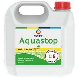 Антиплесневая грунтовка Eskaro Aquastop Bio 1 л