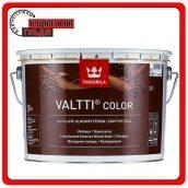 Фасадная лазурь для защиты наружных деревянных поверхностей Valtti Color базис ЕC 2,7 л