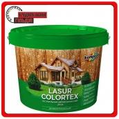 Лазур для деревини COLORTEX білий 10 л