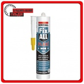 Soudal Fix All Гібридний клей-герметик білий 290мл