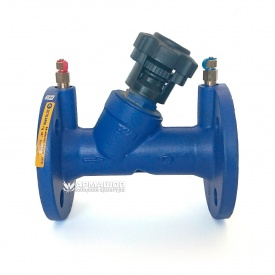 Балансировочный клапан Zetkama 447 Ду 125