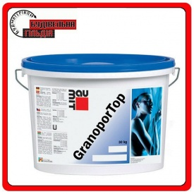 Baumit GranoporColor Акрилова фарба 24 кг