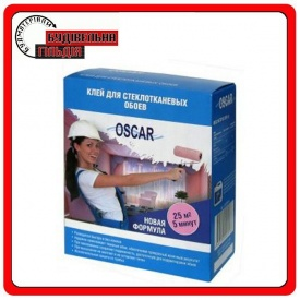 Oscar GO200 200гр Клей для стеклотканевых обоев
