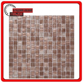 Плитка Мозаика на бумаге G17 1уп /20шт /2,14m2