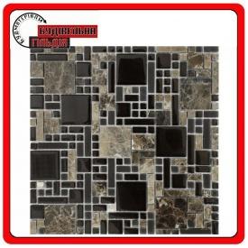 Плитка Мозаика RS75 1уп /11шт /1,023m2