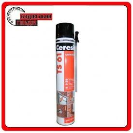 Ceresit TS 61 Піна монтажна Стандарт 750 мл