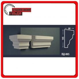 Подоконник для фасада FASTROCK ПД-005 2 метра