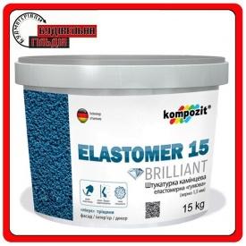 Штукатурка эластомерная ELASTOMER 15 15 кг