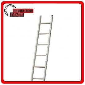 Односекционная лестница Krause Sibilo 15 ступеней