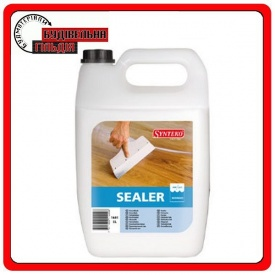 Synteko Sealer водорастворимый базовый лак 5 л