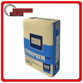 Цемент CRH Кам'янець-Подільський ПЦ II А-Ш-500 (Д20) 25 кг