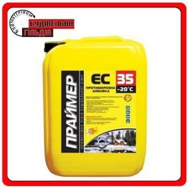 Противоморозная добавка к бетонам и цементным растворам Праймер ЕС-35 6кг