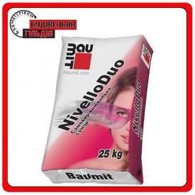 Baumit Nivello Duo самовыравнивающая смесь 2-20мм 25кг