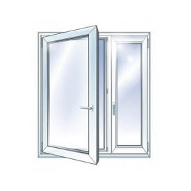 Металопластикове вікно Steko S-600