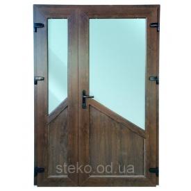 Входные двери двух створчатые Steko s5oo