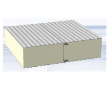 Стеновая сендвич-панель Стилма 120 мм с наполнителем пенополиуретан PUR