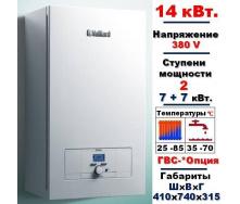 Котел электрический настенный Vaillant eloBLOCK VE14/14 14 кВт