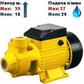 Насос вихревой QB 60 Rudes 18/35 м 20-37 л/мин