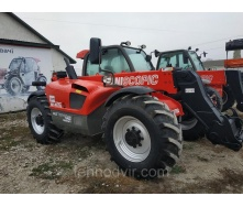 Навантажувач Manitou MLT 735-120 LSU Powershift