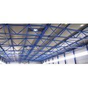 Копія - Проектування металевого складської будівлі