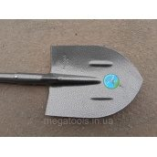 Лопата штикова з металевим держаком