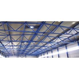 Проектирование металлического каркасного сооружения