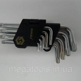 Ключи шестигранные TORX -proof Sigma