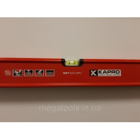 Усиленный уровень Kapro Saturn оригинал 1000 мм