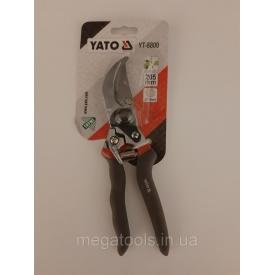 Секатор Yato 205 мм