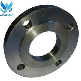 Фланець плоский сталевий приварний Ру 10 Ду 40