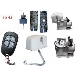 Комплект автоматики для розпашних воріт SEGMENT SG A3