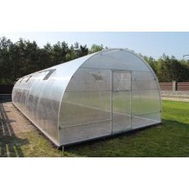 Теплиця Норд 4x6x2,5 м с поликарбонатом Greenhouse 8 мм.