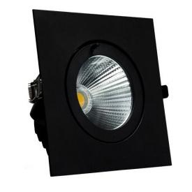 Встраиваемый LED светильник VL-XP02F 30W черный 40 градус