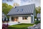 Будівництво стильного житлового будину 109 м2 комплектація під ключ