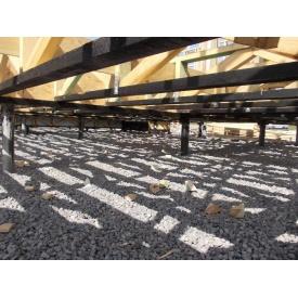 Влаштування фундаментів на гвинтових палях