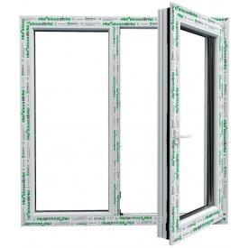 Металлопластиковое окно Steko S-450