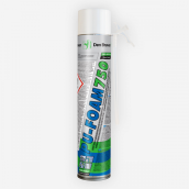 Клей-піна професійна DEN BRAVEN PU Thermo Adhesive HH B3 750 мл