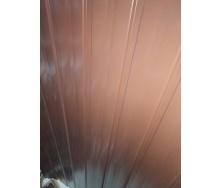 Профнастил ПС-9 0.3 мм 2000х930 мм коричневый