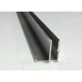Профіль стельовий алюмінієвий 2,5 м (0008)