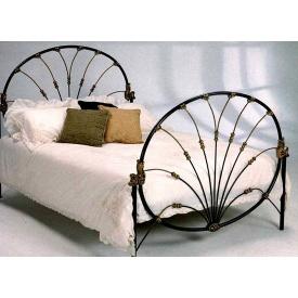 Кровать с элементами ковки 1900x1200