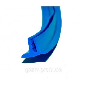 Маскувальна вставка для натяжних стель 14,5 мм блакитна( 0023)