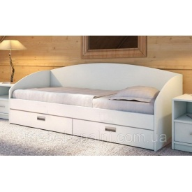 Ліжко з ящиками Настя