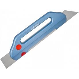 Терка нержавеющая гладкая Kubala 130x380 мм