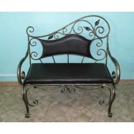 Скамейка с декоративным рисунком 800х500