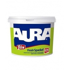 Шпаклівка Aura Fix Finish Spackel 27 кг