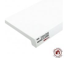 Підвіконня Topalit Mono Classic 200 мм Сніжно-білий напівглянцевий (406)
